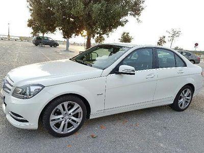 usado Mercedes C200 CDI BE Edition Avantgarde