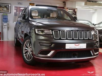 usado Jeep Grand Cherokee 3.0 V6 Diesel Summit 184kW 250CV E6