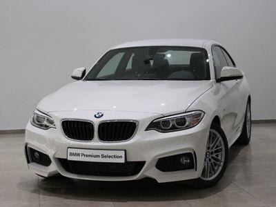 usado BMW 220 Serie 2 d Coupe
