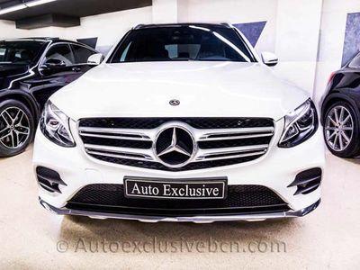 usado Mercedes GLC250 4M | AMG | Techo Panorámico | GPS | Cámara
