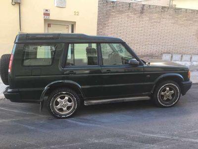 usado Land Rover Discovery Comercial TD 5