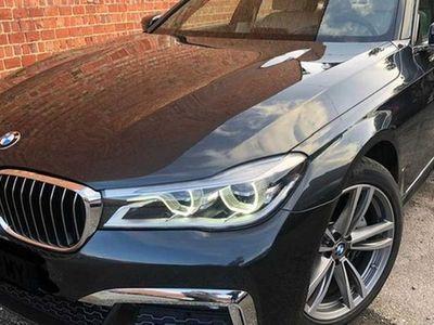 usado BMW 730 Serie 7 dA (0.0)