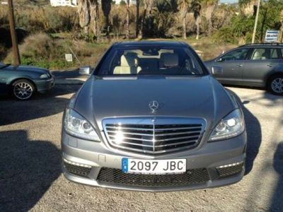 usado Mercedes S63 AMG AMG Largo