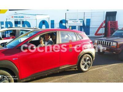 usado Hyundai Kona Hev 1.6 Gdi Dt Klass 141 cv en Palmas, Las