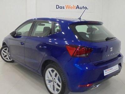 usado Seat Ibiza 1.0 TGI S&S FR 90