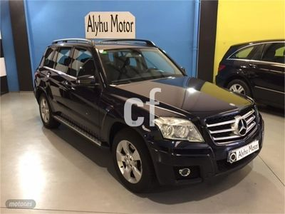 usado Mercedes GLK320 GLKCDI 4M