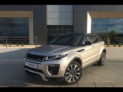usado Land Rover Range Rover evoque 5 PUERTAS 2.0 I4 D SE DYNAMIC (150PS)