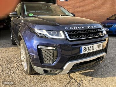 brugt Land Rover Range Rover evoque 2.0L eD4 Diesel 150CV 4x2 SE