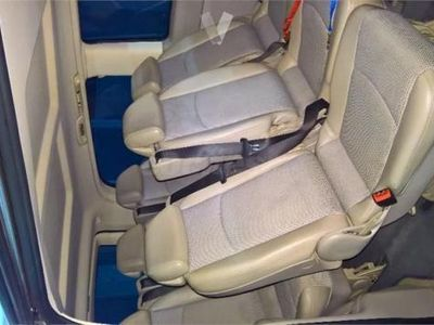 usado Mercedes Viano 2.2 Cdi Trend Larga 4p. -09