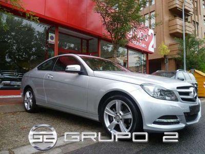 usado Mercedes C250 CDI Coupé BE 7G Plus
