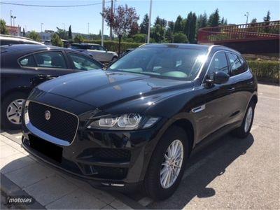 gebraucht Jaguar F-Pace 2.0i4D Prestige Aut. AWD 180