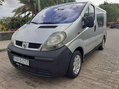 usado Renault Trafic 1.9DCi Passenger Authentique 100