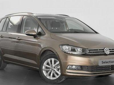 usado VW Touran 1.6 TDI Edition CR BMT 110CV