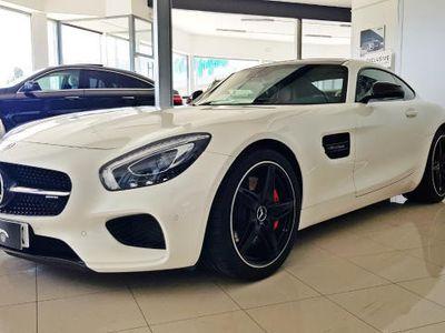 usado Mercedes AMG GT Coupé - Pack Noche AMG - Cuero Exclusivo Marron