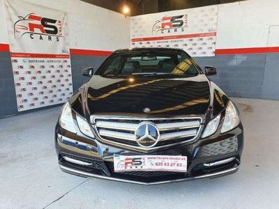 usado Mercedes E250 ClaseCDI BlueEFFICIENCY Executive Plus