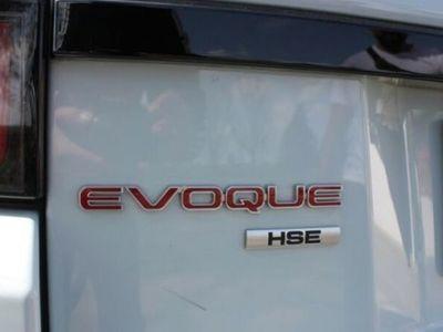 usado Land Rover Range Rover evoque 2.0TD4 HSE 4WD 180