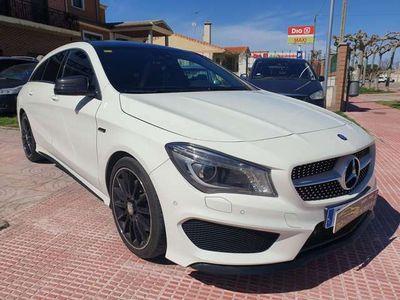 usado Mercedes CLA220 Shooting Brake CLA d