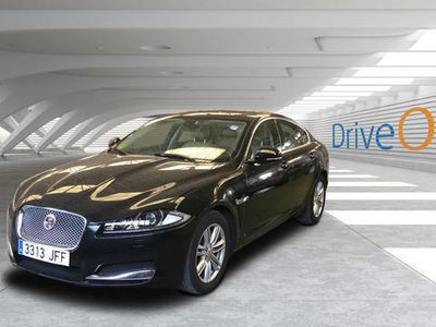 usado Jaguar XF 2.2 D Luxury 147kW (200CV)