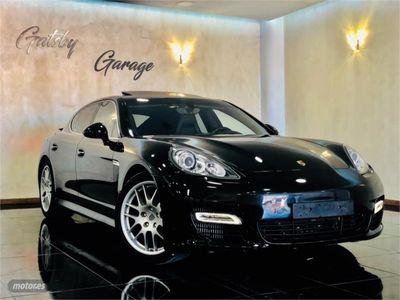 gebraucht Porsche 911 Turbo S Panamera 4.8