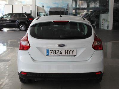 usado Ford Focus 1.6TDCi Trend