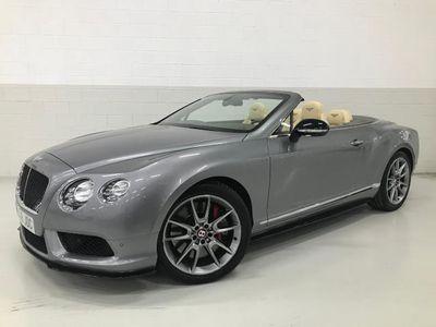 usado Bentley Continental GT Convertible V8 S - 528cv