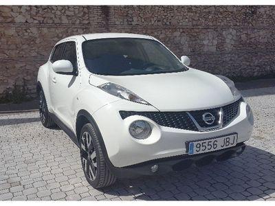 brugt Nissan Juke 1.5dci S&s Tekna Premium Piel 18´´