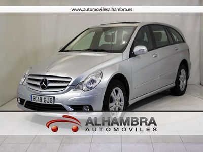 usado Mercedes R320 CDI 4M Largo Aut.