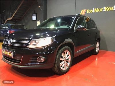 brugt VW Tiguan 2.0 TDI 177cv 4Motion Sport BMotion Tech