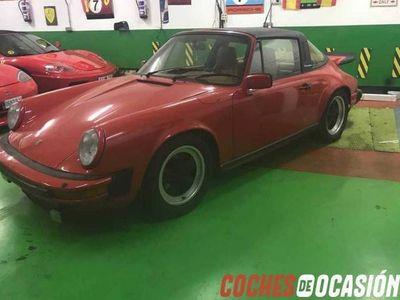 usado Porsche 991 TARGA MATRICULA HISTORICA, Segunda Mano, Madrid