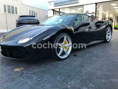 usado Ferrari 488 Gtb 670 cv en Madrid