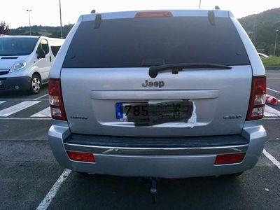 usado Jeep Grand Cherokee 3.0CRD Limited Aut.