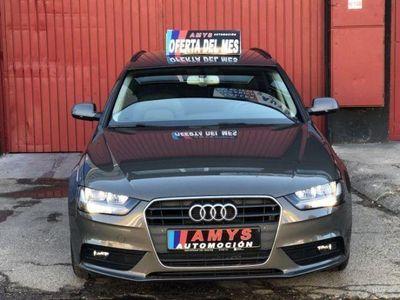 usado Audi A4 Avant 2.0TDI CD 150