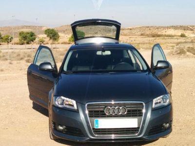 usado Audi A3 2.0 TDI 140cv DPF Ambiente -09