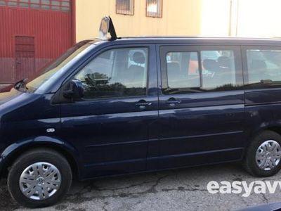 begagnad VW Multivan 2.5 tdi/130cv comfortline diesel