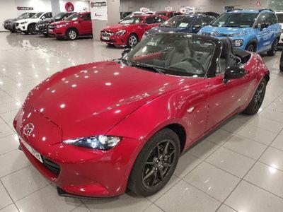 used Mazda MX5 Cabrio 1.5 SKYACTIV-G 96KW STYLE+ 131 2P