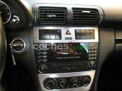 usado Mercedes 180 Clase C C SportcoupéK Sport Edition 143 cv en Valencia
