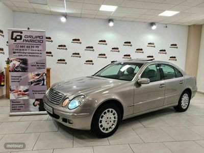 usado Mercedes E350 Clase EElegance Auto Familiar