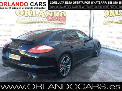 gebraucht Porsche Panamera Diesel Platinum Edition Aut.