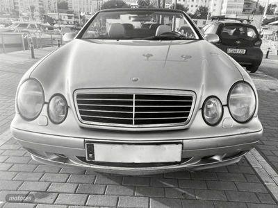 usado Mercedes CLK230 Clase CLKK ELEGANCE