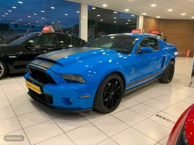 usado Ford Mustang GT Mustang 5.0 TiVCT V8 418cv A.Fast.