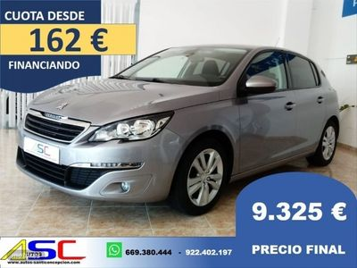 usado Peugeot 308 5p Style 1.2 PureTech 110 SS