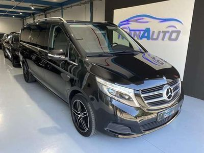 usado Mercedes V250 V250BTLargo Avantgarde 7G Tronic