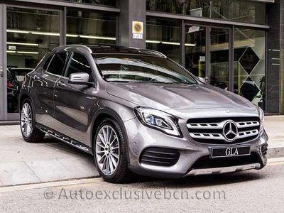 usado Mercedes GLA250 Clase4Matic 7G-DCT