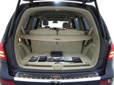 usado Mercedes GL350 Clase GlBluetec 4m 5p. -16