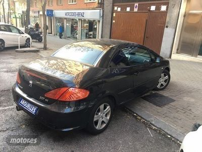 usado Peugeot 307 CC 2.0 138cv