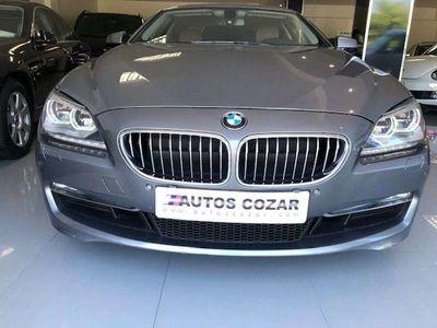 usado BMW 640 D Coupé ** GARANTIA EN ** TODO INCLUIDO **