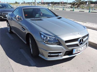 usado Mercedes SLK250 BE Edition 1 7G Plus AMG