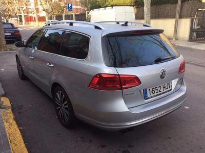 usado VW Passat Variant 2.0TDI Highline BMT DSG 170CV NAVI-BIXENON-CUERO
