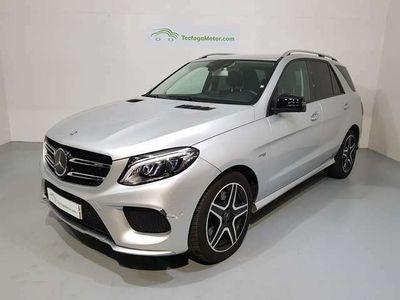 usado Mercedes GLE450 AMG AMG / AMG 43 4Matic (166.064)