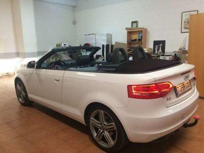 usado Audi A3 Cabriolet 2.0TDI Attraction